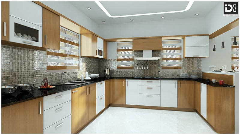 Modular Kitchen in Kottayam